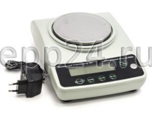 Весы электронные до 2000 гр