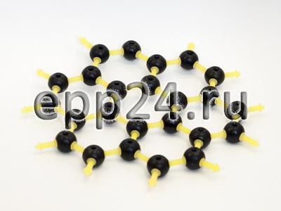 Набор моделей кристаллических решеток (12 шт.)