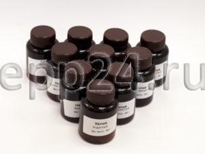 Набор 12 ВС Неорганические вещества для демонстрационных опытов