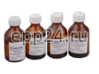 Набор 23 ОС Образцы органических веществ