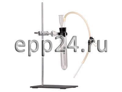 Прибор для получения и сбора газов лабораторный