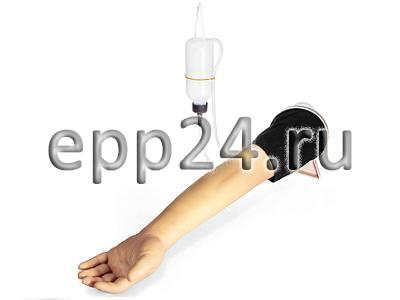 Фантом кисти руки с предплечьем (для наложения и снятия швов, обработки ожогов и ран)