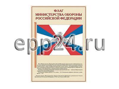 Плакаты Государственные и военные символы РФ