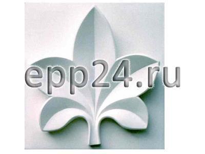 Гипсовая модель 201107 Пятилистник
