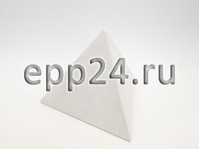 Гипсовая модель Пирамида четырехгранная