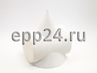 Гипсовая модель Сечение конуса с цилиндром