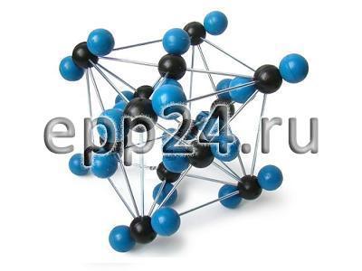 Кристаллическая решетка углерода