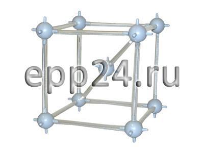 Кристаллическая решетка железа