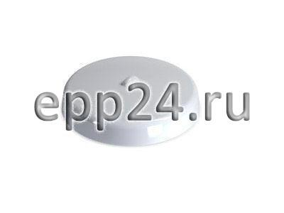 Крышка к тиглю N3 фарфоровая