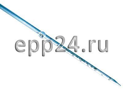 Пипетка измерительная 2-2-2-25 мл п.слив