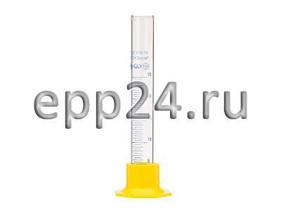 Цилиндр измерительный 25 мл