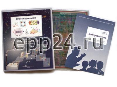 Транспаранты Электродинамика (12 пленок)