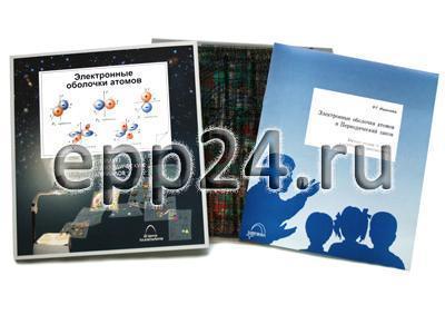 Транспаранты Электронные оболочки атомов и Периодический закон (12 пленок)