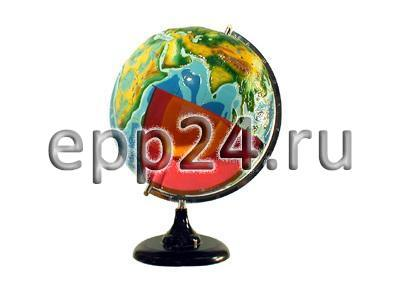 2.11.38 Модель внутреннего строения Земли