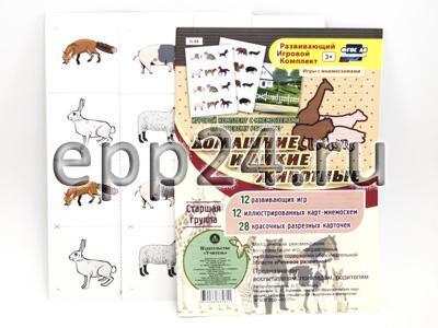 2.1.73 Игровые наборы, рекомендованные для детей младшего школьного возраста по знакомству с окружающим миром