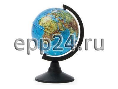 2.11.33 Глобус Земли физический лабораторный