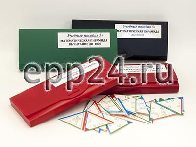 2.18.32 Набор для упражнений в действиях с рациональными числами: сложение, вычитание, умножение и деление