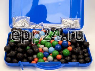 2.15.123 Набор для составления объемных моделей молекул