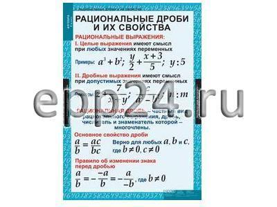 2.18.37 Комплект демонстрационных учебных таблиц