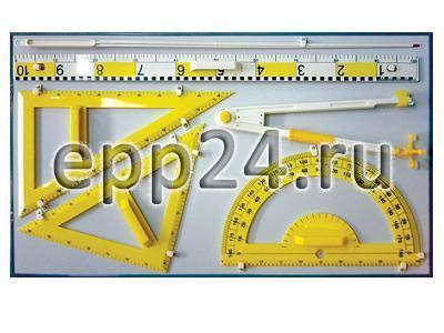 2.18.11 Комплект чертежного оборудования и приспособлений