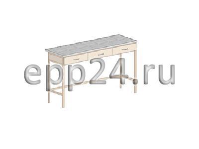 Стол лабораторный 1470х610х900 мм(3)