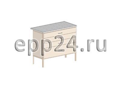 Стол лабораторный 985х610х900 мм(2)