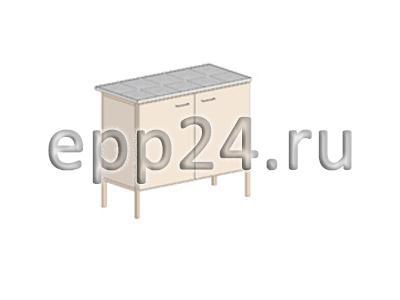 Стол лабораторный 985х610х900 мм(3)