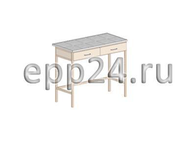 Стол лабораторный 985х610х900 мм(5)